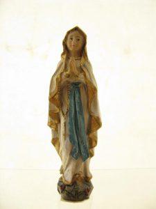 Matka Boska - poliresing 11,5cm