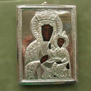 Ikona srebrna600