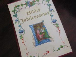 Biblia Jubileuszowa - wydawnictwo Edycja św. Pawła