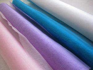 Organtyna - różne kolory
