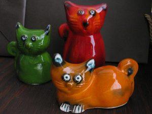 Figurki ceramiczne