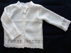 Sweterek z akrylu