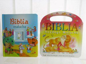 Biblia dla dzieciWydawnictwo: Edycja św. Pawła i WDS