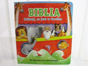 Biblia z okienkamiWydawnictwo: WDS
