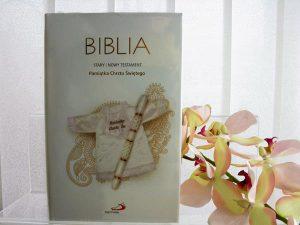 Biblia na Chrzest.Wydawnictwo: Edycja Św. Pawła