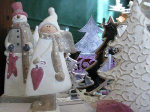 Figurki świąteczne