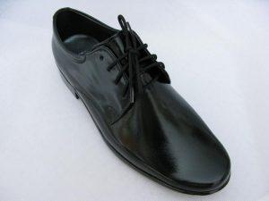 Buty chłopięce ze skóry