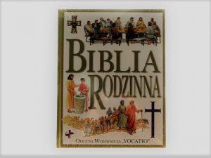 Biblia rodzinna - ilustrowana