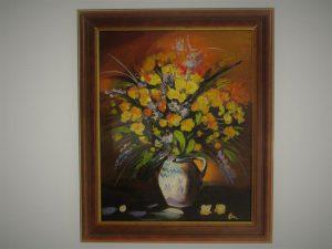 Obraz malowany ręcznie