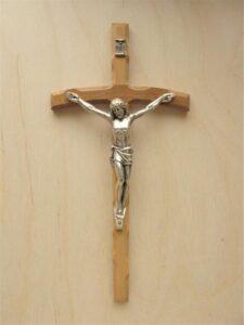 Krzyż wiszący